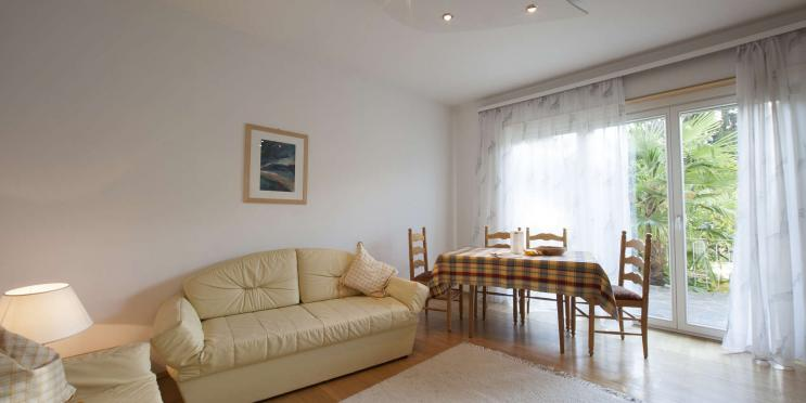 Apartment Garten B (2-3 ppl.)