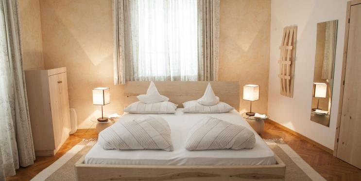 Camere - Nel nostre camere design in legno naturale - Hotel ...